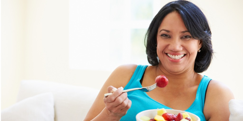 What food should I be eating at menopause?