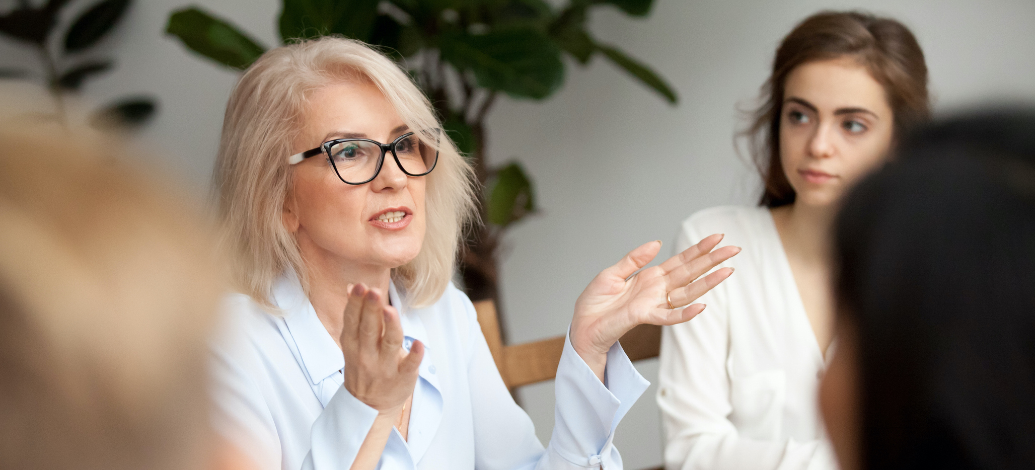 Speaking up about menopause at work