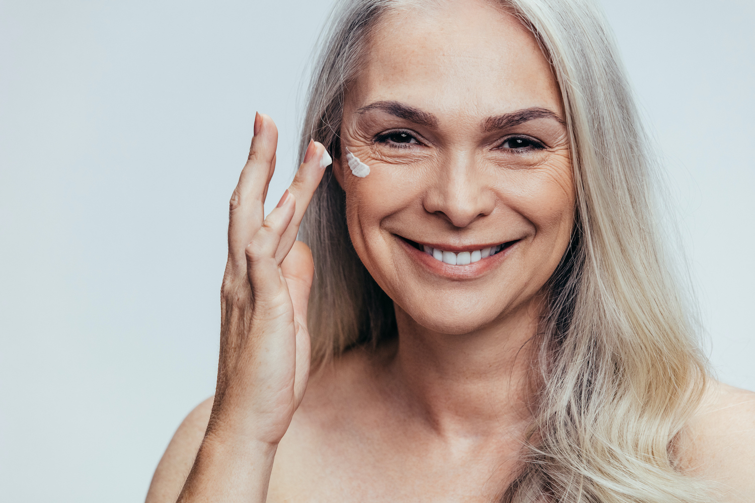 How to improve your skin at menopause